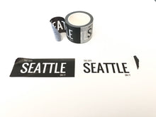 Load image into Gallery viewer, Washi Tape - This Says Seattle On It