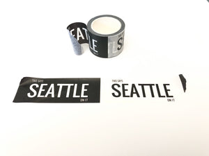 Washi Tape - This Says Seattle On It