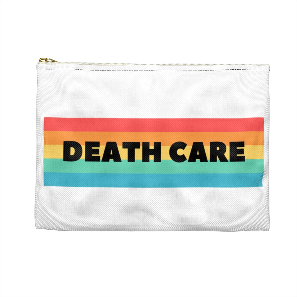 Death Care Pride Accessory Pouch