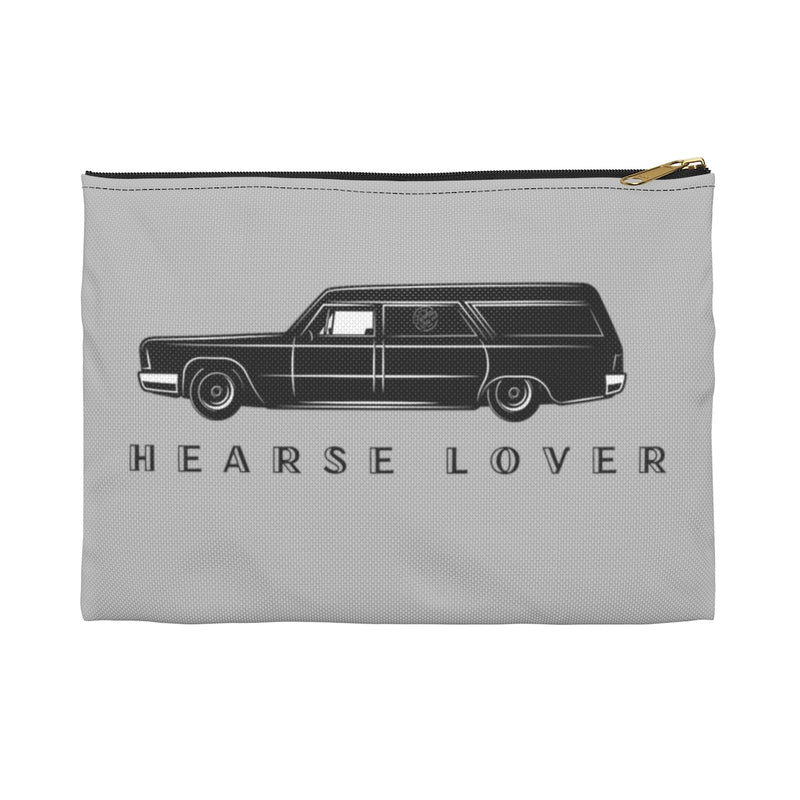 Hearse Lover Accessory Pouch