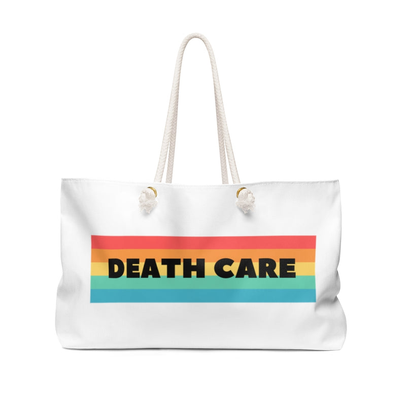 Death Care Pride Weekender Bag