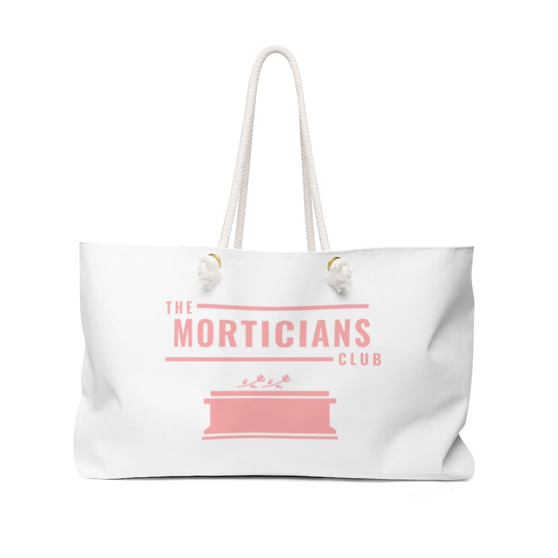 The Morticians Club Weekender Bag