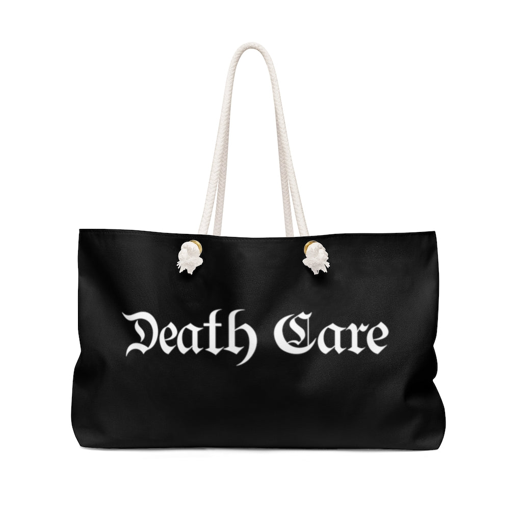 Death Care Weekender Bag