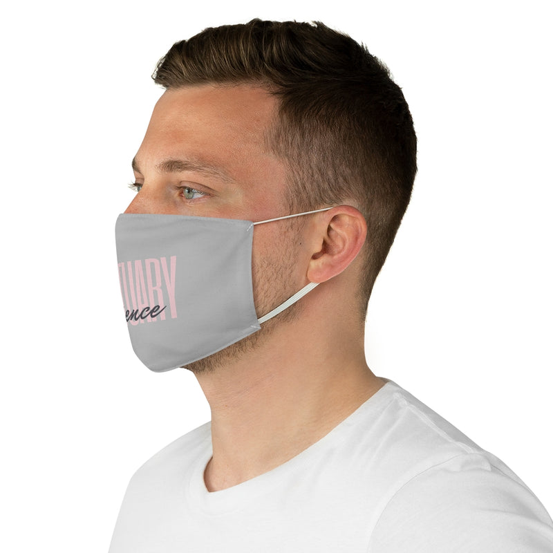 Mortuary Science Fabric Face Mask