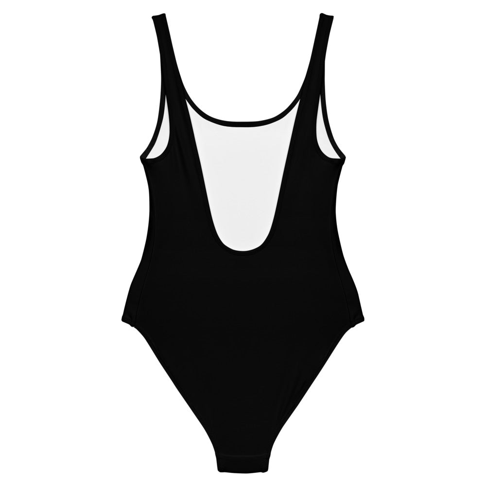 Funeral Director on Official Business One-Piece Swimsuit