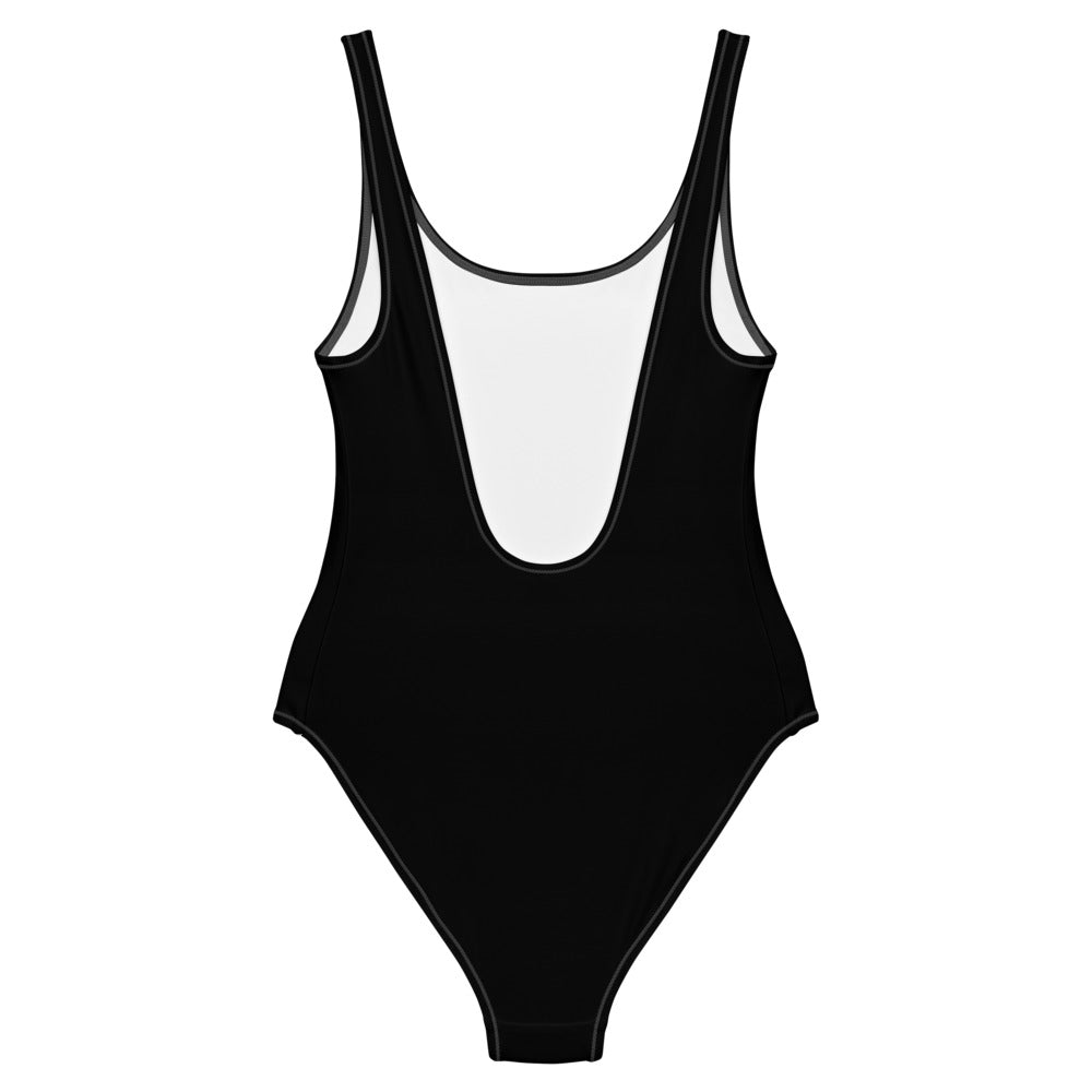 Funeral Boss Inc. One-Piece Swimsuit