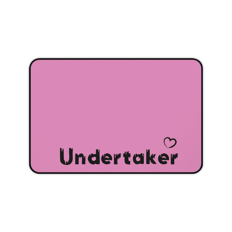 Undertaker Desk Mat