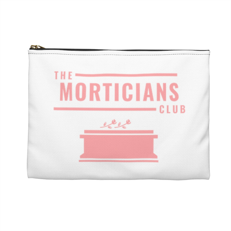 The Morticians Club Accessory Pouch