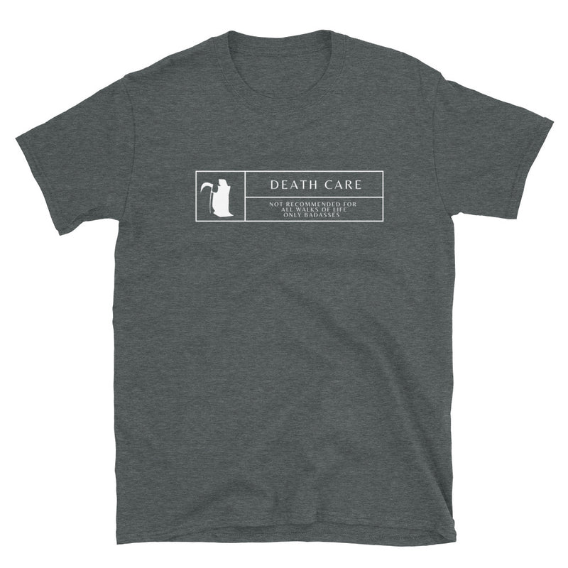 Death Care Rated Unisex T-Shirt