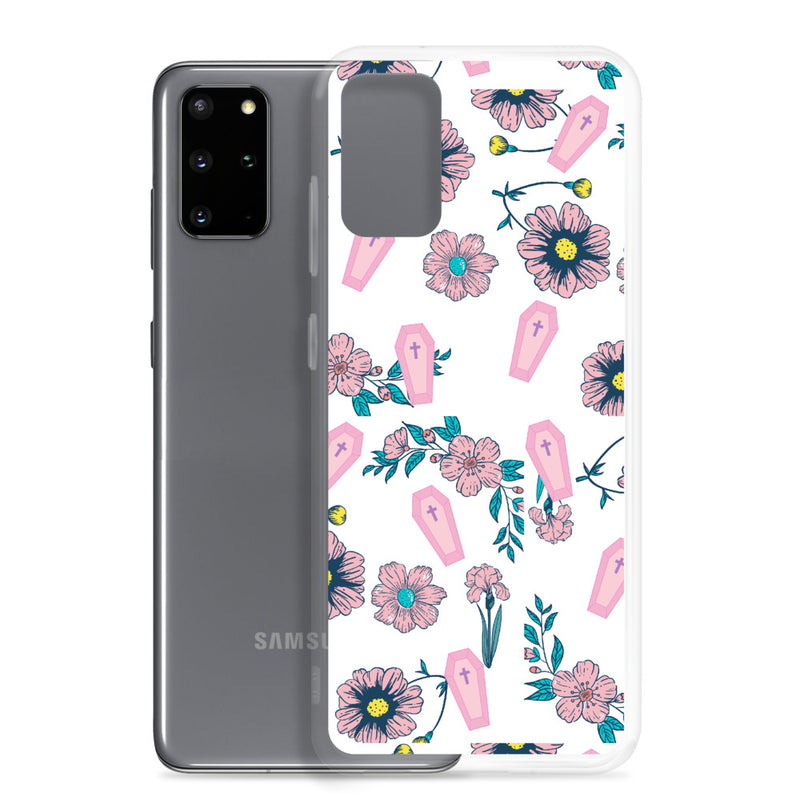 Coffins & Flowers Samsung Case