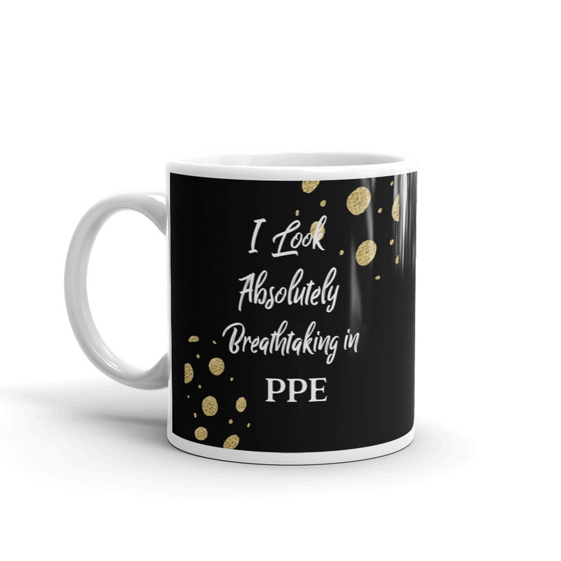 Breathtaking PPE Mug
