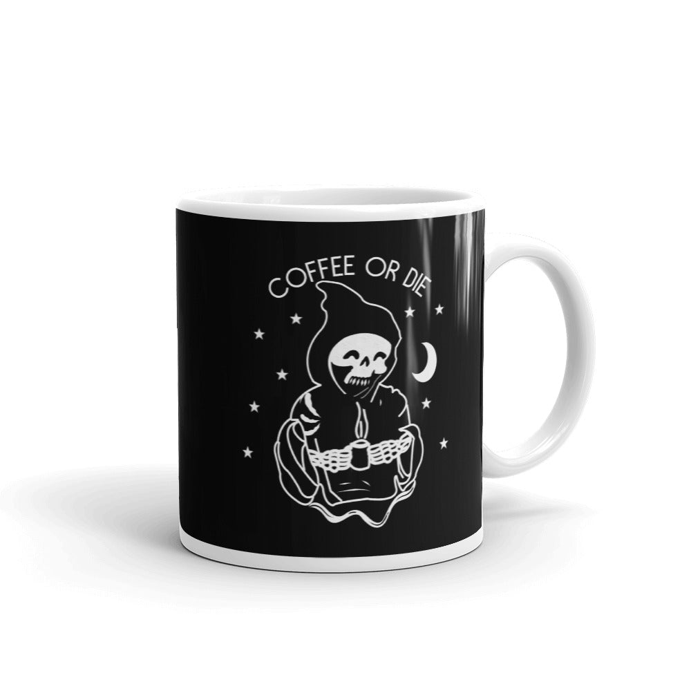 Coffee or Die Mug