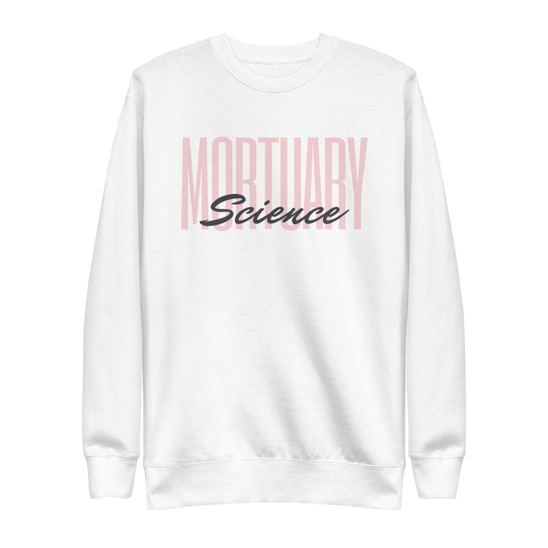 Mortuary Science Unisex Fleece Pullover