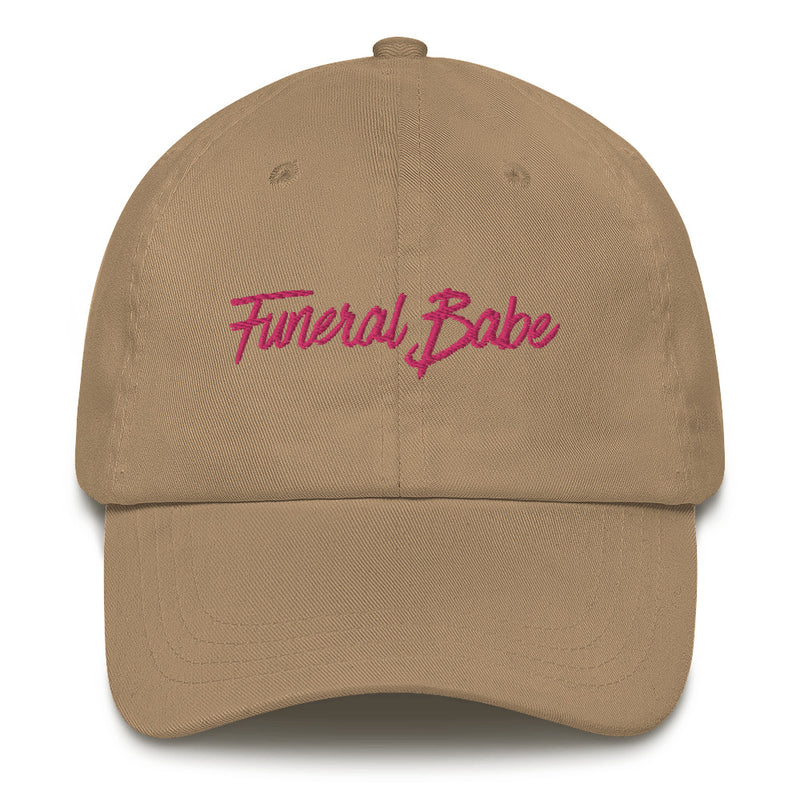 Funeral Babe Dad hat