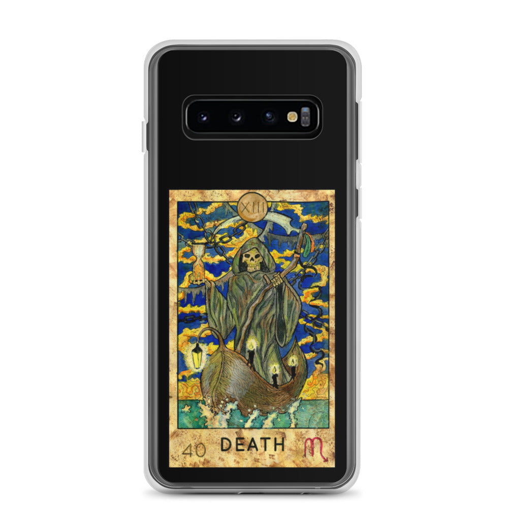 Death Card Samsung Case