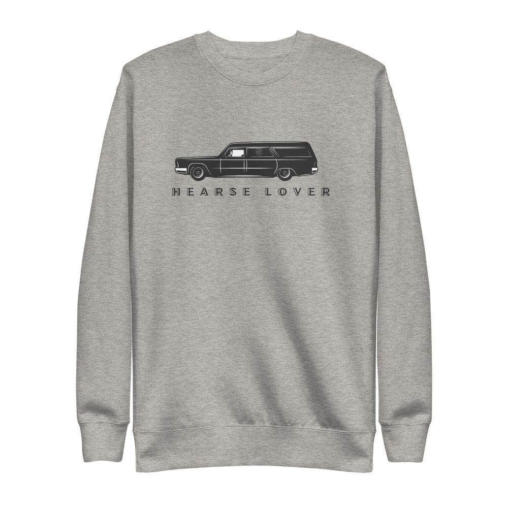 Hearse Lover Unisex Fleece Pullover