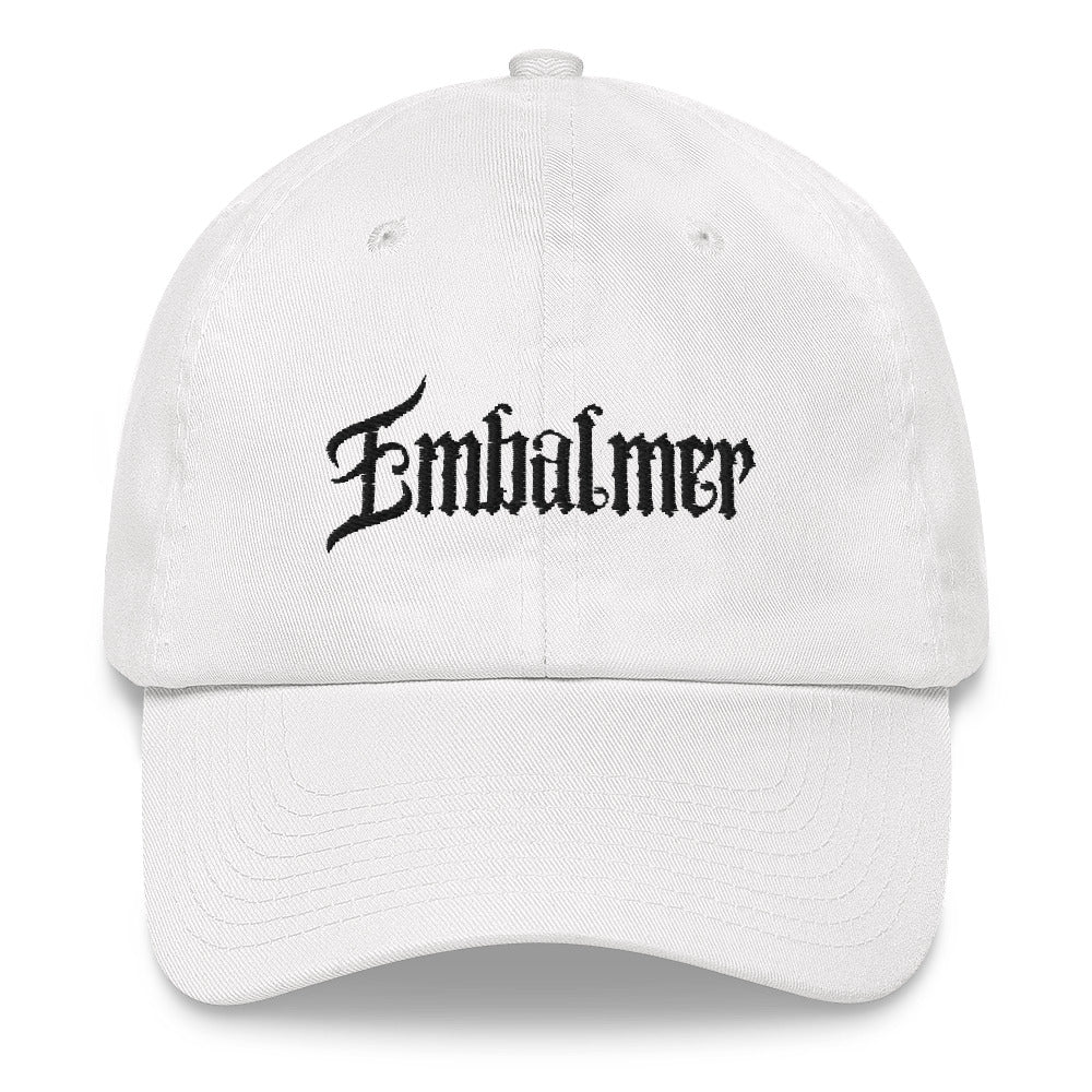 Embalmer Dad hat