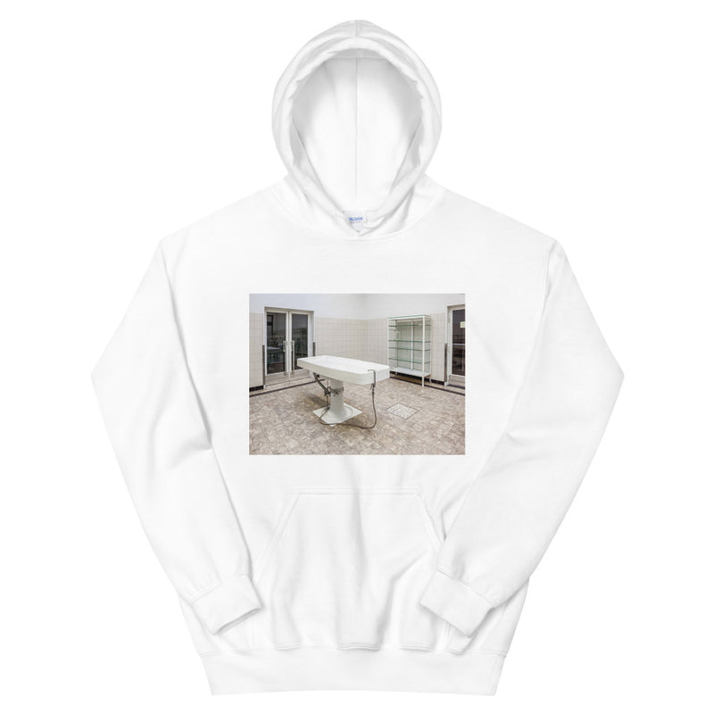Prep Room Table Unisex Hoodie