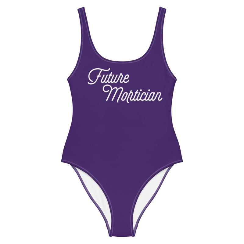 Future Mortician One-Piece Swimsuit