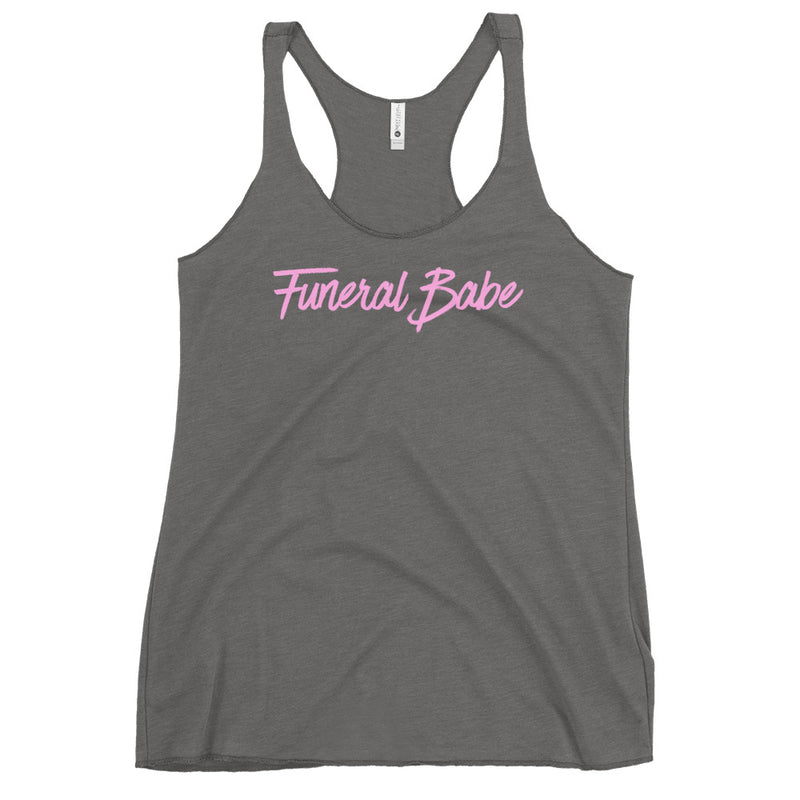 Funeral Babe Tank