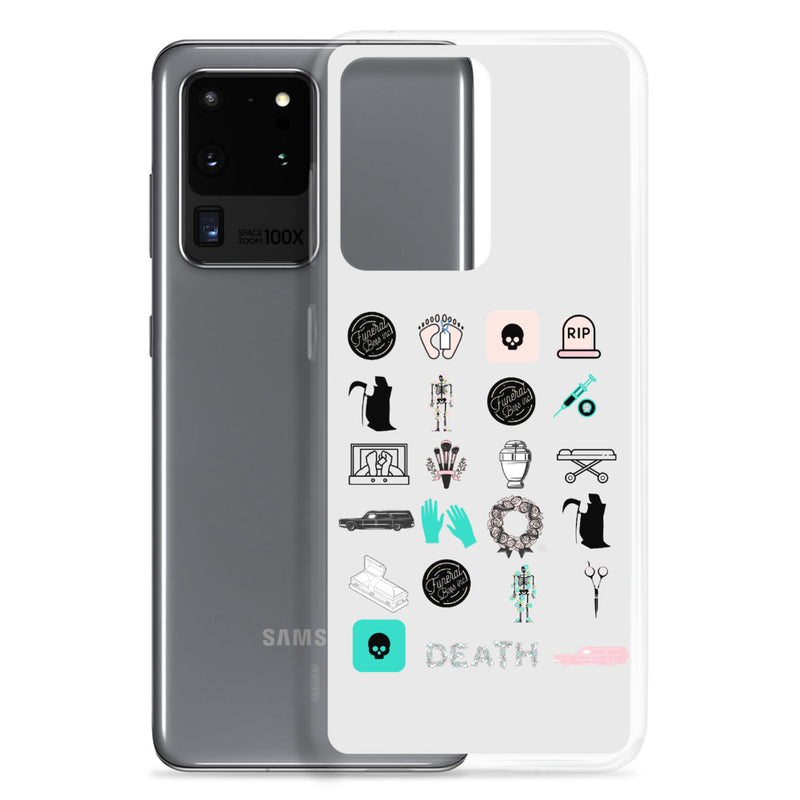 23 Death Icons Samsung Case