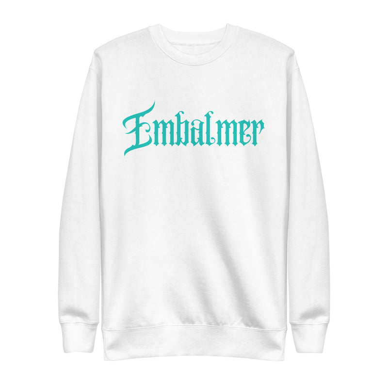Embalmer Unisex Fleece Pullover