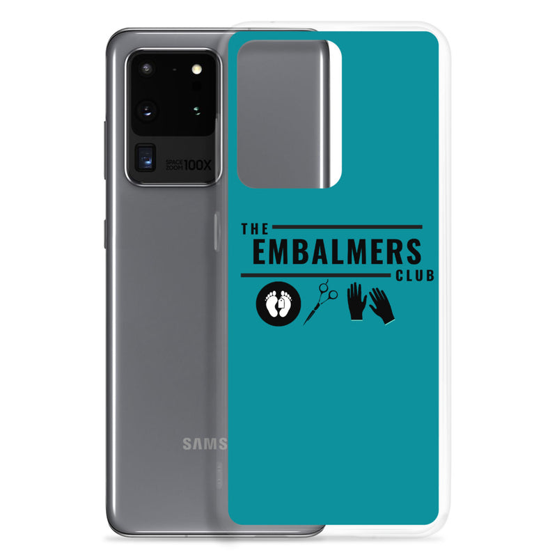The Embalmers Club Samsung Case
