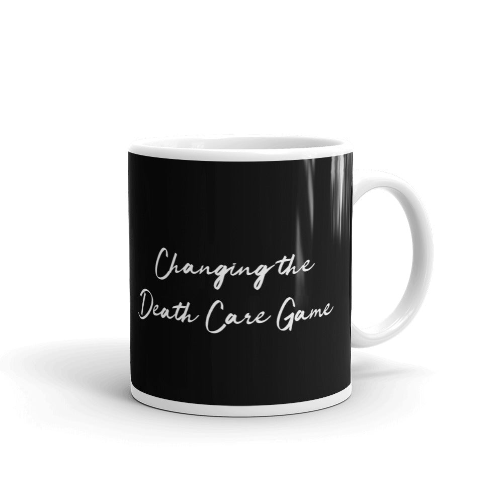 Changing the game Mug