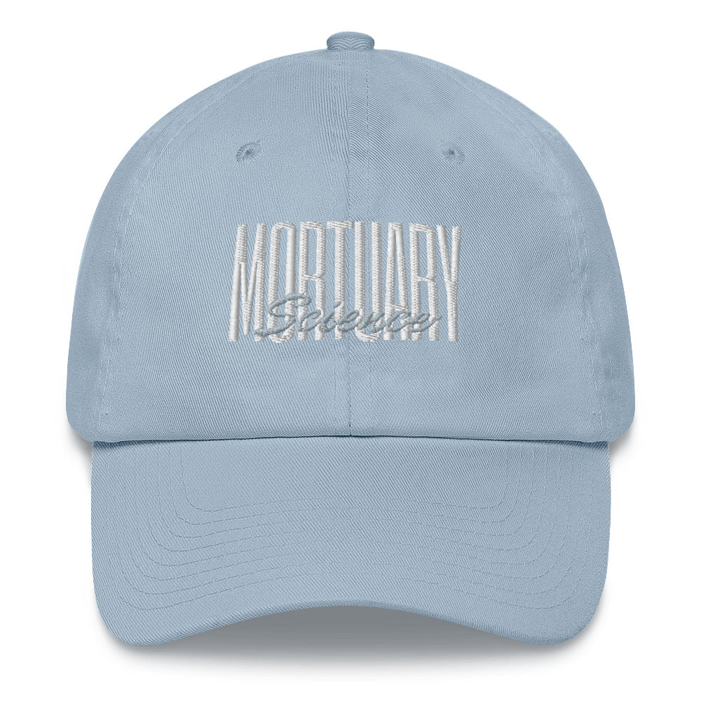Mortuary Science Dad hat