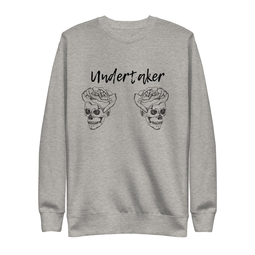 Undertaker Unisex Fleece Pullover