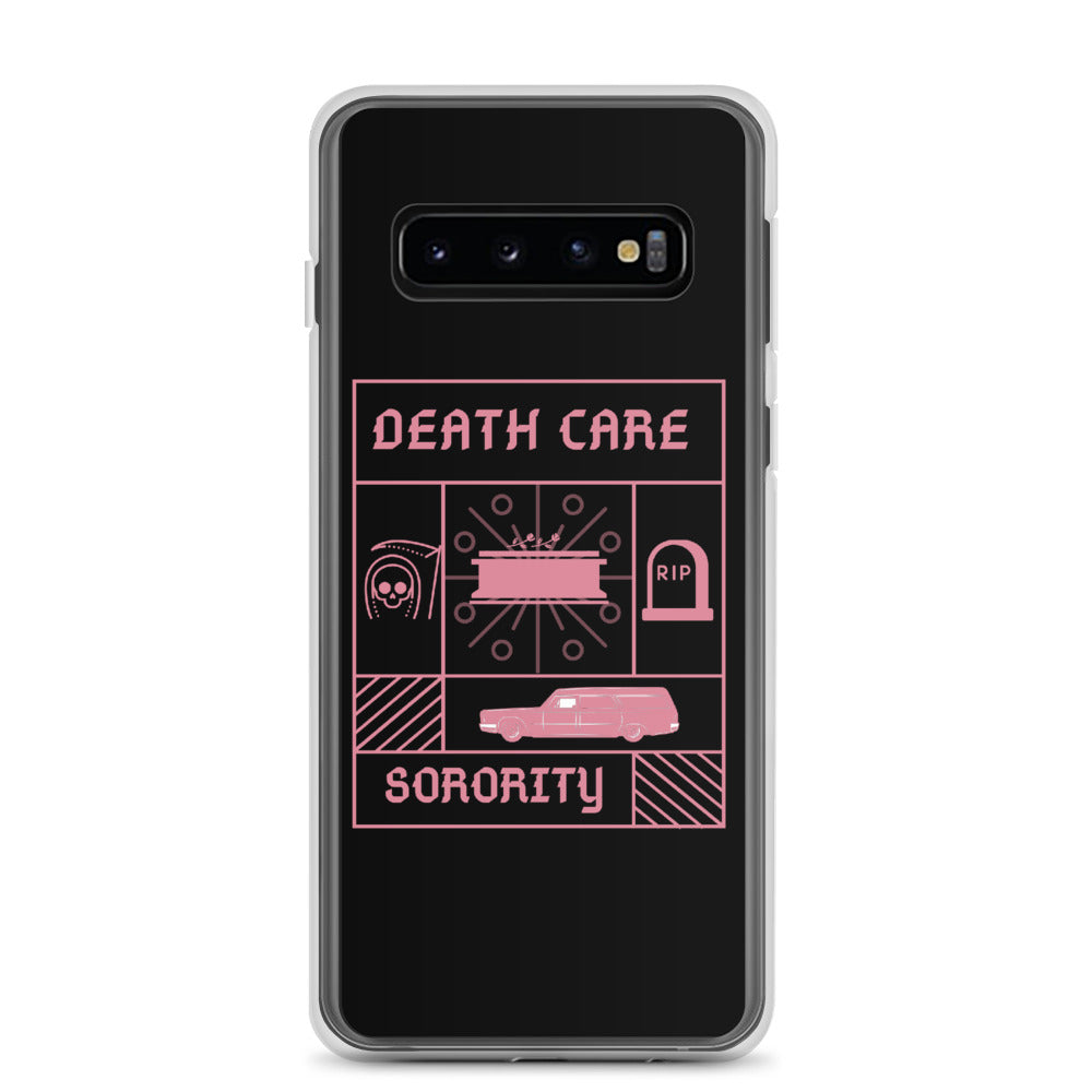 Death Care Sorority Samsung Case