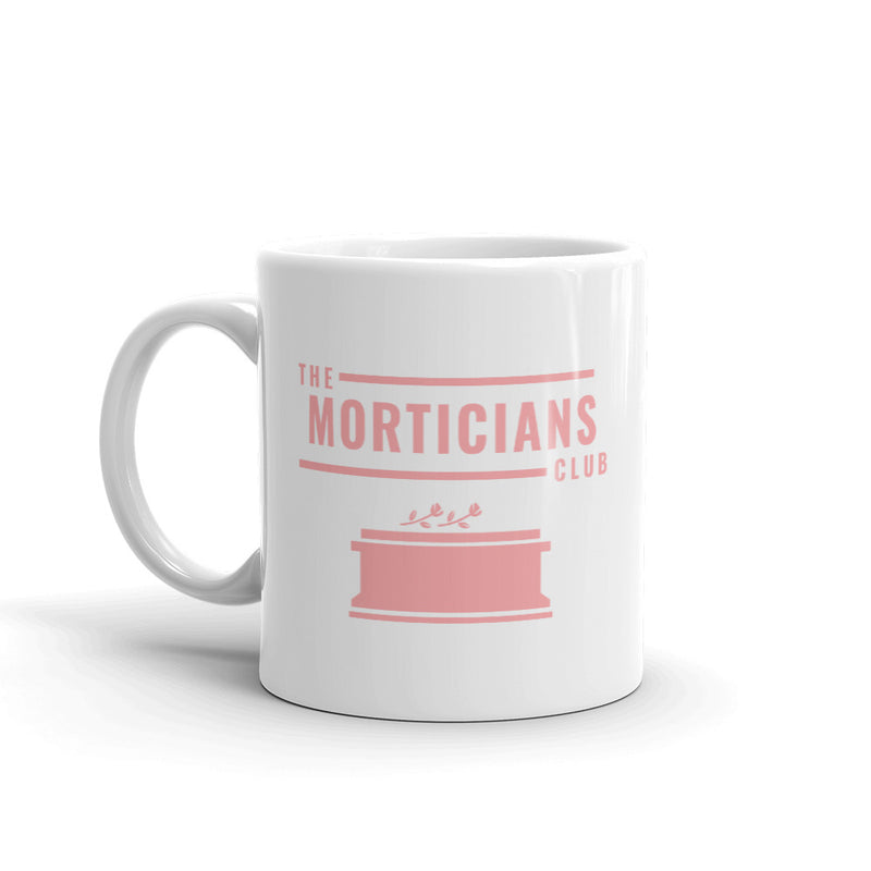 The Morticians Club Mug