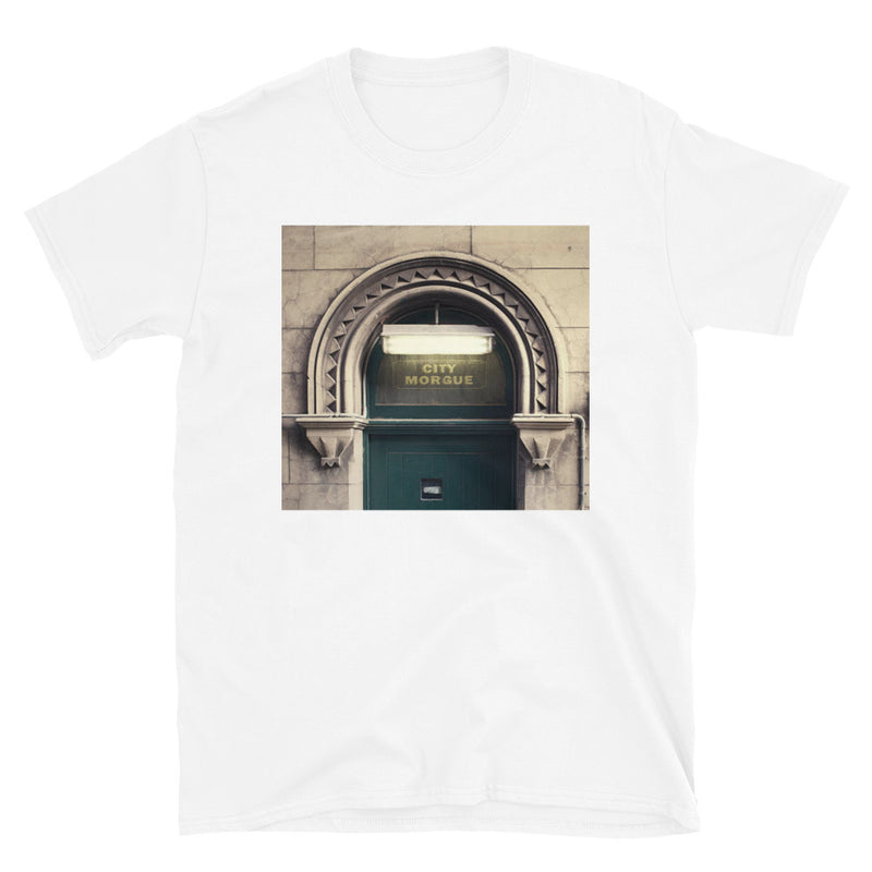 City Morgue Unisex T-Shirt