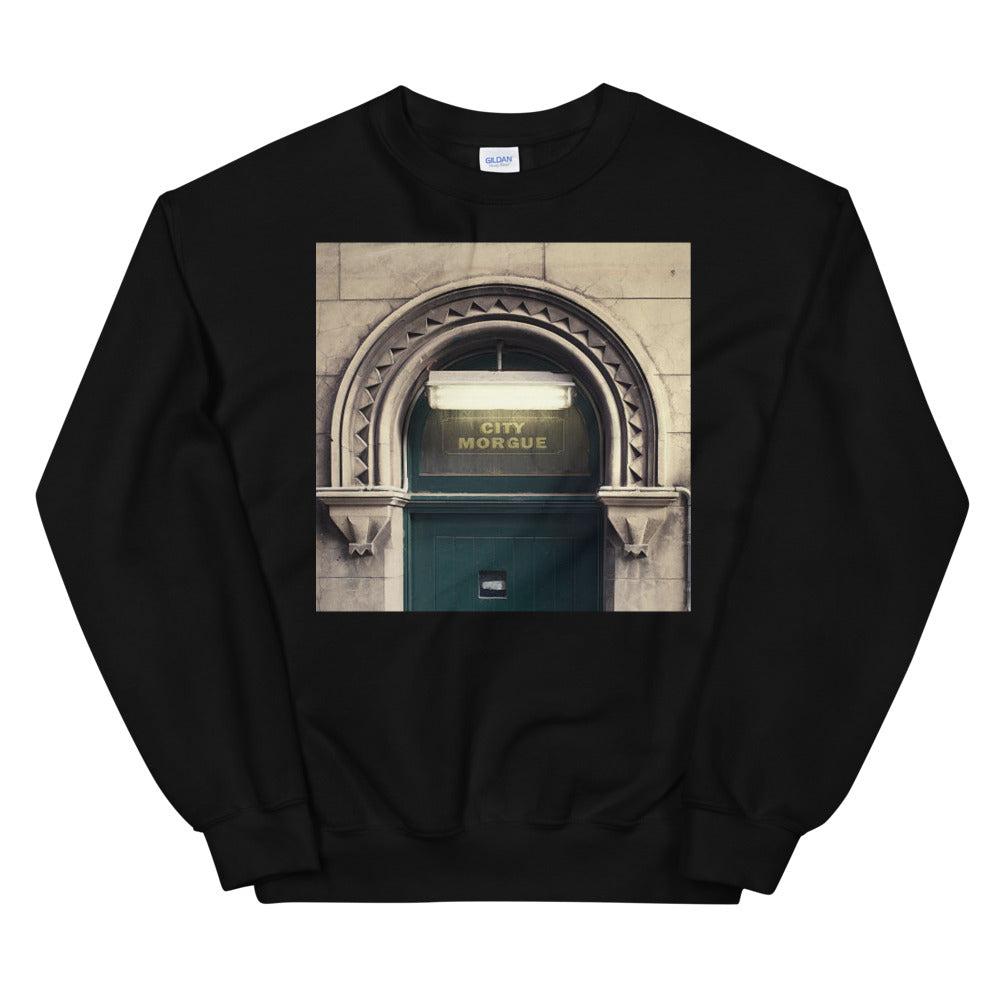 City Morgue Unisex Sweatshirt