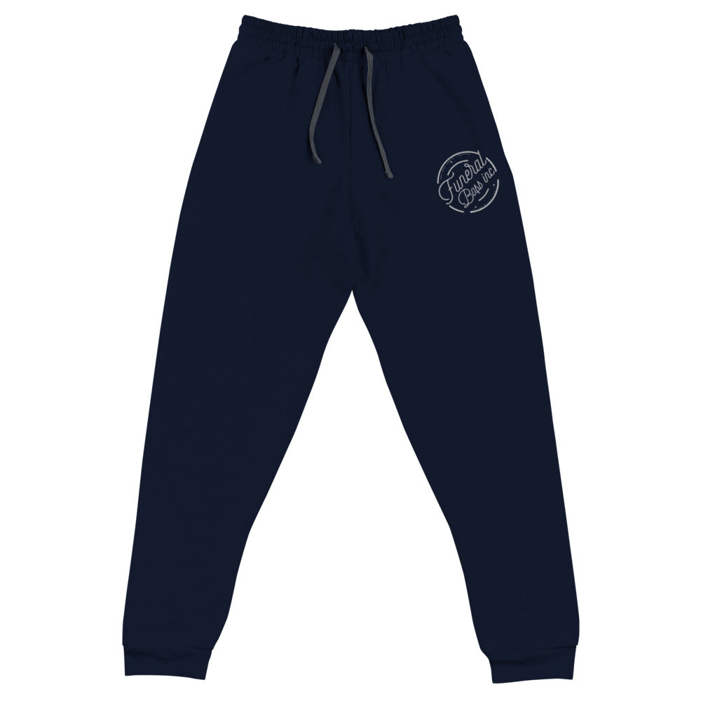 Funeral Boss Inc. Logo Unisex Joggers (Embroidered)