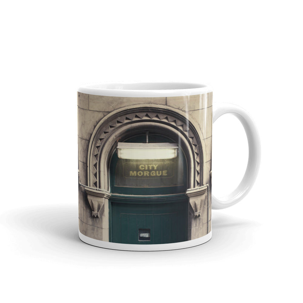 City Morgue Mug