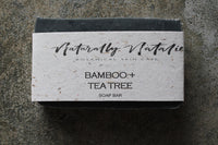 BAMBOO + TEA TREE Soap Bar