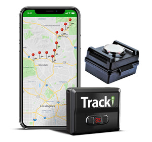 Tracki<span>®</span> + Magnetic Waterproof Box with Extended battery