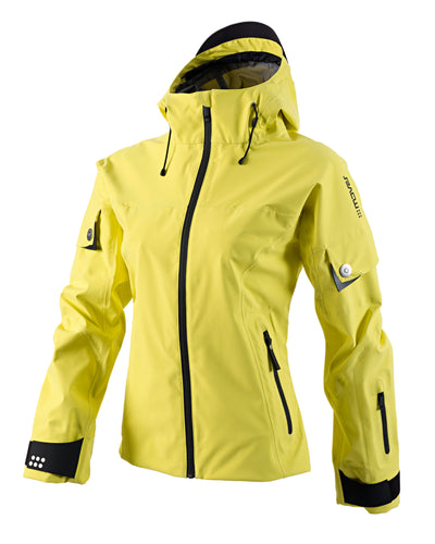 W's Gore-Tex® Shell Jacket | Yellow