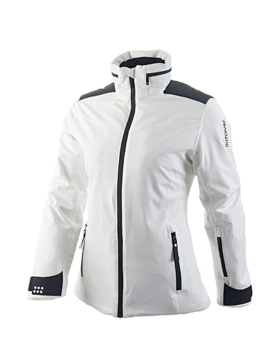 W's Gore-Tex® Swisswool Jacket | White