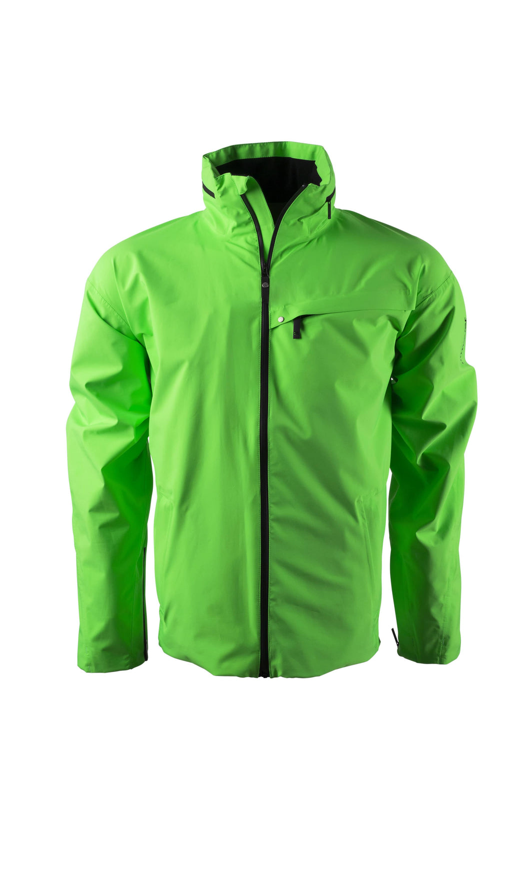 M's Gore-Tex® Wool Jacket | Neon Green