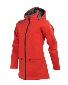 W's Gore-Tex® Softshell Parka | Red