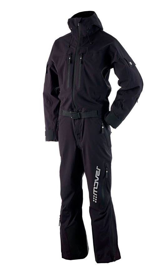 M's Gore-Tex® Helishell Overall | Black