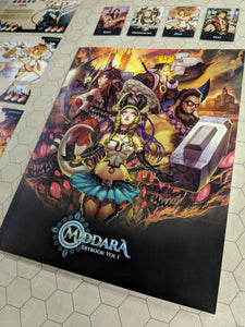 Middara Artbook Vol. 1 (Kickstarter Exclusive)