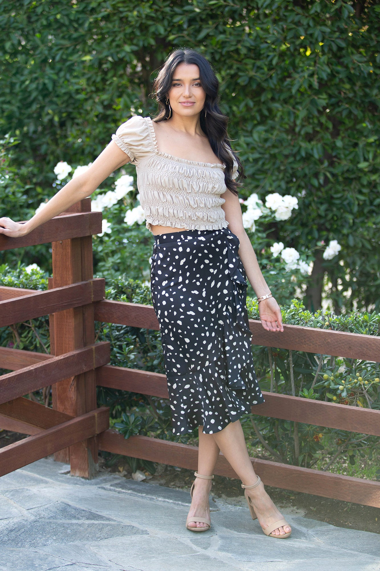 Adalee Skirt - NIVE GIRL