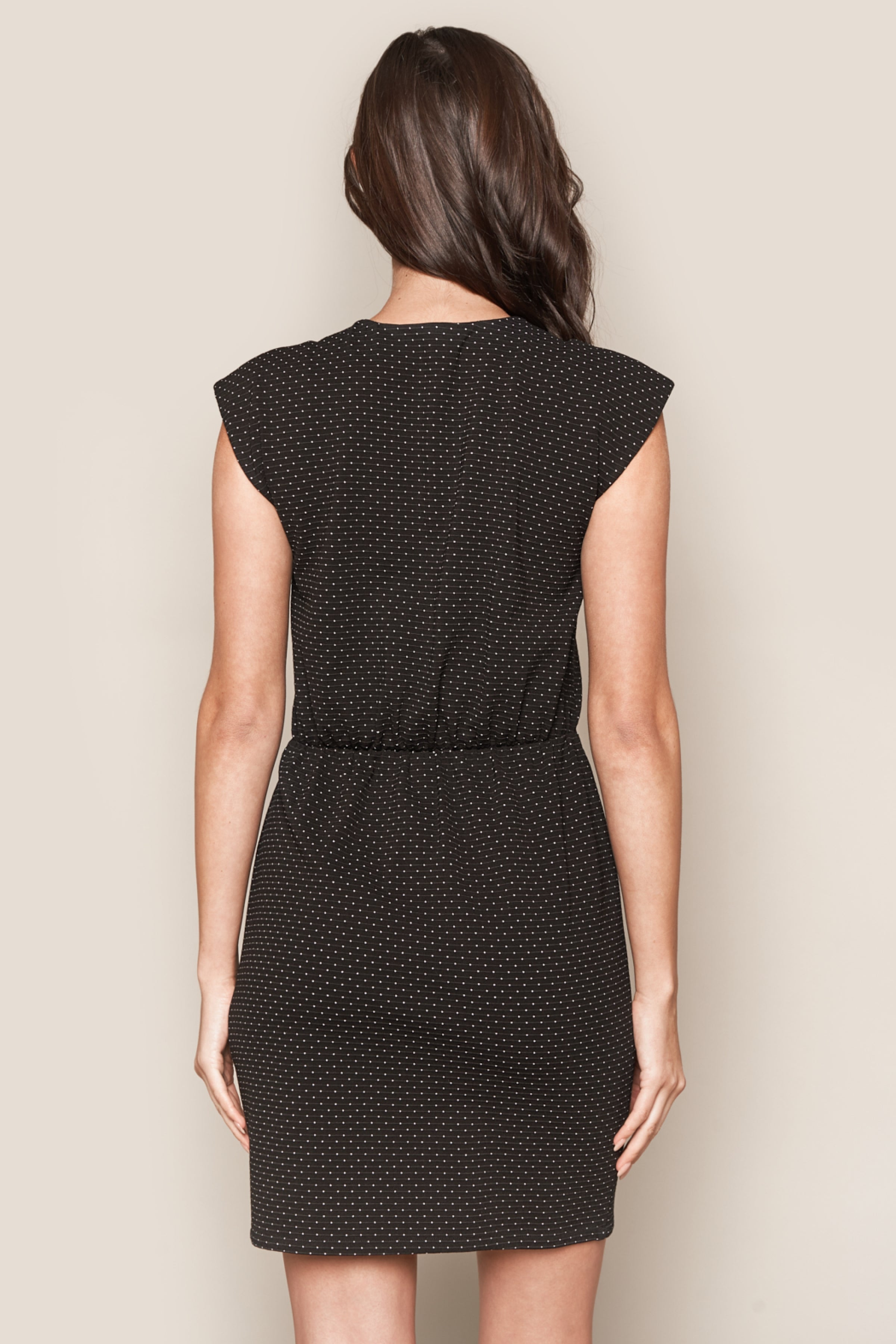 Mia Polka Dot Dress - NIVE GIRL