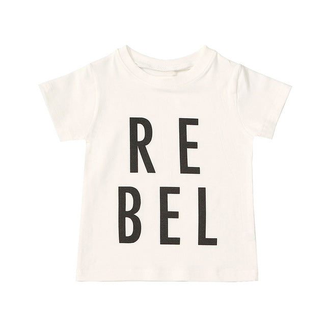 Short Sleeve Rebel Top