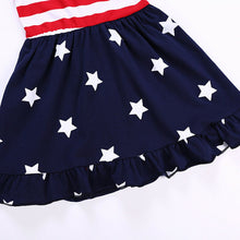 Load image into Gallery viewer, Stars & Stripes Dress