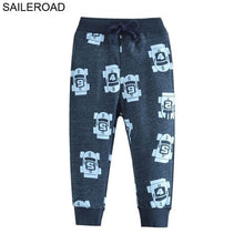 Load image into Gallery viewer, Car Print Pants