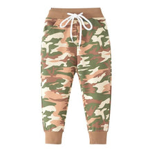Load image into Gallery viewer, Camo Print Pants